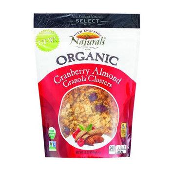 New England Naturals - Organic Granola Select Cranberry Almond - 12 oz.