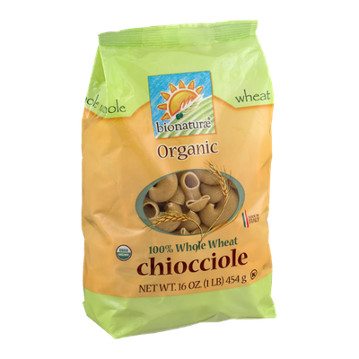 Bionaturae Organic 100% Whole Wheat Chiocciole