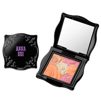 Anna Sui Rose Cheek Color, 601- Magical Rose, .21 oz