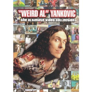 Volcano Weird Al Yankovic - The Ultimate Video Collection (DVD)