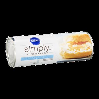 Pillsbury Simply Buttermilk Biscuit - 10 CT