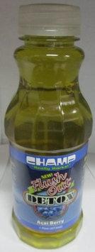 Green Planet Champ Flush Out Detox Drink - Acai Berry