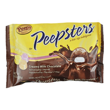 Peeps Peepsters Creamy Milk Chocolate with Marshmallow Flavored Creme