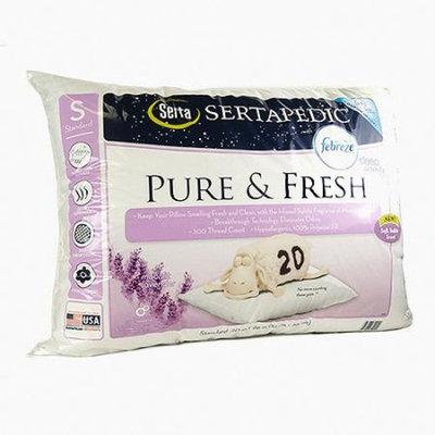Sertapedic Serta Febreze Pure and Fresh Pillow