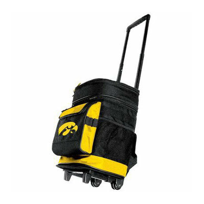 NCAA University of Iowa Rolling Cooler