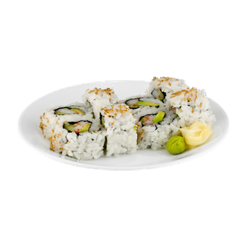 Arcadian Sushi California Roll with Imitation Crab - 8 CT