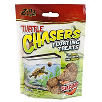 Zilla Shrimp Turtle Chasers Aquatic Turtle Treats, 2 oz.