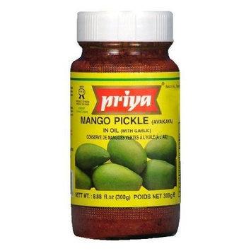Priya Mango Pickle (Avakaya) 10.6 Oz