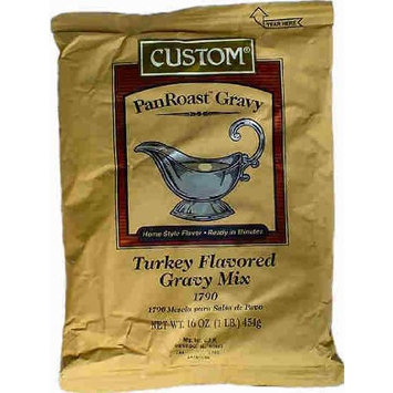 Custom Culinary Turkey Gravy Mix - 16 oz. Bag