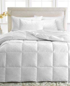 Martha Stewart Collection Dream Comfort Down Alternative King Comforter Bedding