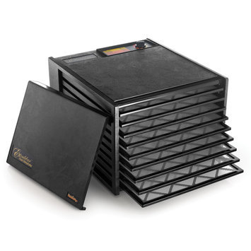 Excalibur Deluxe Black 9 Tray Food Dehydrator