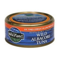 Wild Planet Sustainable Seas Wild Albacore (12X5 Oz)