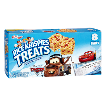Kellogg's® Disney Cars Rice Krispies Treats