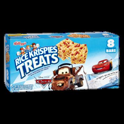 Kellogg's® Disney Cars Rice Krispies Treats
