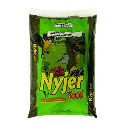 Red River Commodities Red River 00176 Valley Splendor Nyjer Thistle Bird Seed, 8 Pounds (Discontinued by Manufacturer)