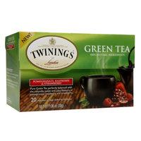 Twinings Green Tea, Pomegranate, Raspberry & Strawberry, 20 ea