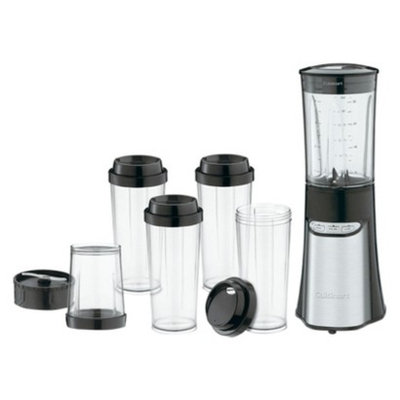 Cuisinart SmartPower 15-pc. Compact Portable Blender/Chopper- Silver