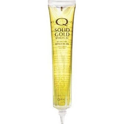 QTICA Solid Gold Anti-Bacterial Cuticle Oil Gel - 1.7 oz