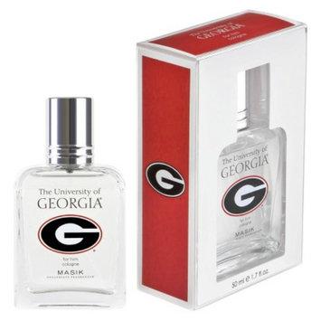 Masik Collegiate Fragrances Men's University of Georgia by Masik Cologne Spray - 1.7 oz