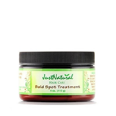 JustNatural Organic Care Bald Spot Treatment 4.0 oz