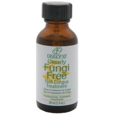 Develop 10 Clearly Fungi Free Nail Fungus Treatment 30ml/1oz