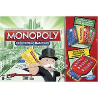 Hasbro Monopoly Electronic Banking Board Game