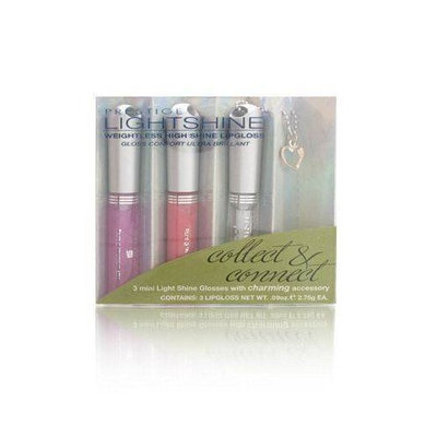 Prestige Lightshine Weightless High Shine Lipglosss + Charming Accessory LSLM-02 Kauai-Anacapri-Cabo