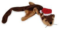 Zanies Holiday Unstuffies - Chipmunk