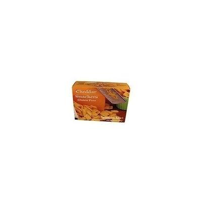 The Grainless Baker Gluten Free Chedder Snackers - 1 pack