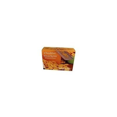 The Grainless Baker Gluten Free Chedder Snackers - 1 pack