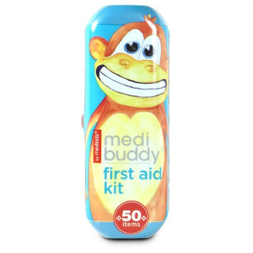 Me 4 Kidz Me4Kidz Medibuddy On-The-Go 50 Piece First Aid Kit - Monkey