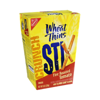 Nabisco Wheat Thins Crunch Stix Fire Roasted Tomato Snacks