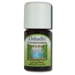 Oshadhi - Synergy Blend, Stress Relief, 30 ml