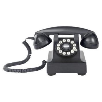 Crosley Radio Kettle Desk Phone-Black