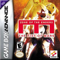 Konami Zone of the Enders: The Fists of Mars