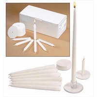 Will & Baumer 106724 Candle Congregation With Drip Protect 0.5 x 4.25