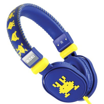 Moki ACCHPPOH Popper Over-the-Ear Headphones - Blue (4MOK00561)
