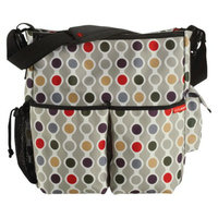 Skip Hop Duo Essential Diaper Bag Wave Dot by