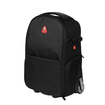 Atlbkpk2 Brand New Sleek, Modern, Professional Lightweight Trolley Camera Backpack for DSLR