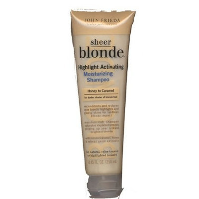 John Frieda® John Frieda Brilliant Brunette Shine Release Moisturizing Shampoo Amber to Maple 8.45 oz (Pack of 3)