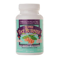 Health Plus Super Fat Burner with Garcinia Cambogia