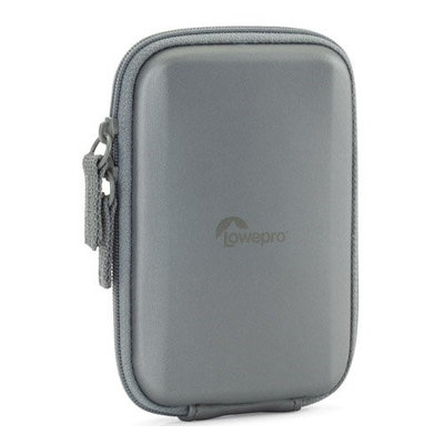 Lowepro LP36348 Volta 20 Acirc Nbsp Camera Pouch Pewter Grey HEC0GALCE-1608
