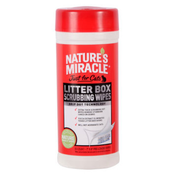 Nature's Miracle NATURE'S MIRACLETMLitter Box Wipes