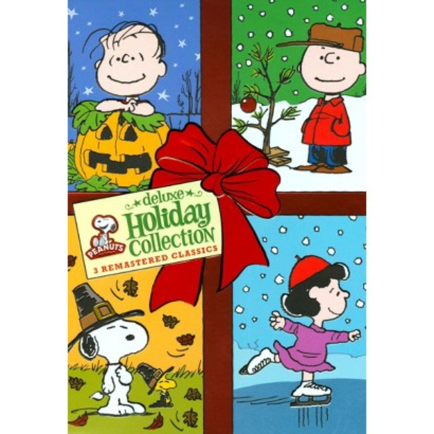 Warner Brothers Peanuts Holiday Collection [Deluxe Edition] [3 Discs] [DVD/CD]