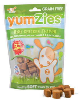 Sentron YumZies, Natural BBQ Chicken Flavor, Regular, 8 oz.