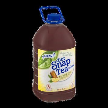 Diet Snap Tea Lemon