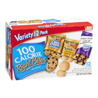 100 Calorie Right Bites Variety Pack - 12 CT