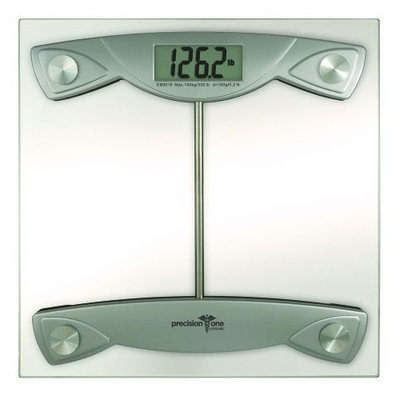 Precision One 7825 Glass LCD Digital Scale