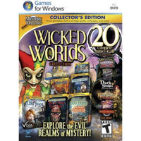 Wicked Worlds - Collectors Edition (PC Game)