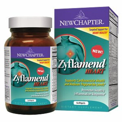 New Chapter Zyflamend Heart Health